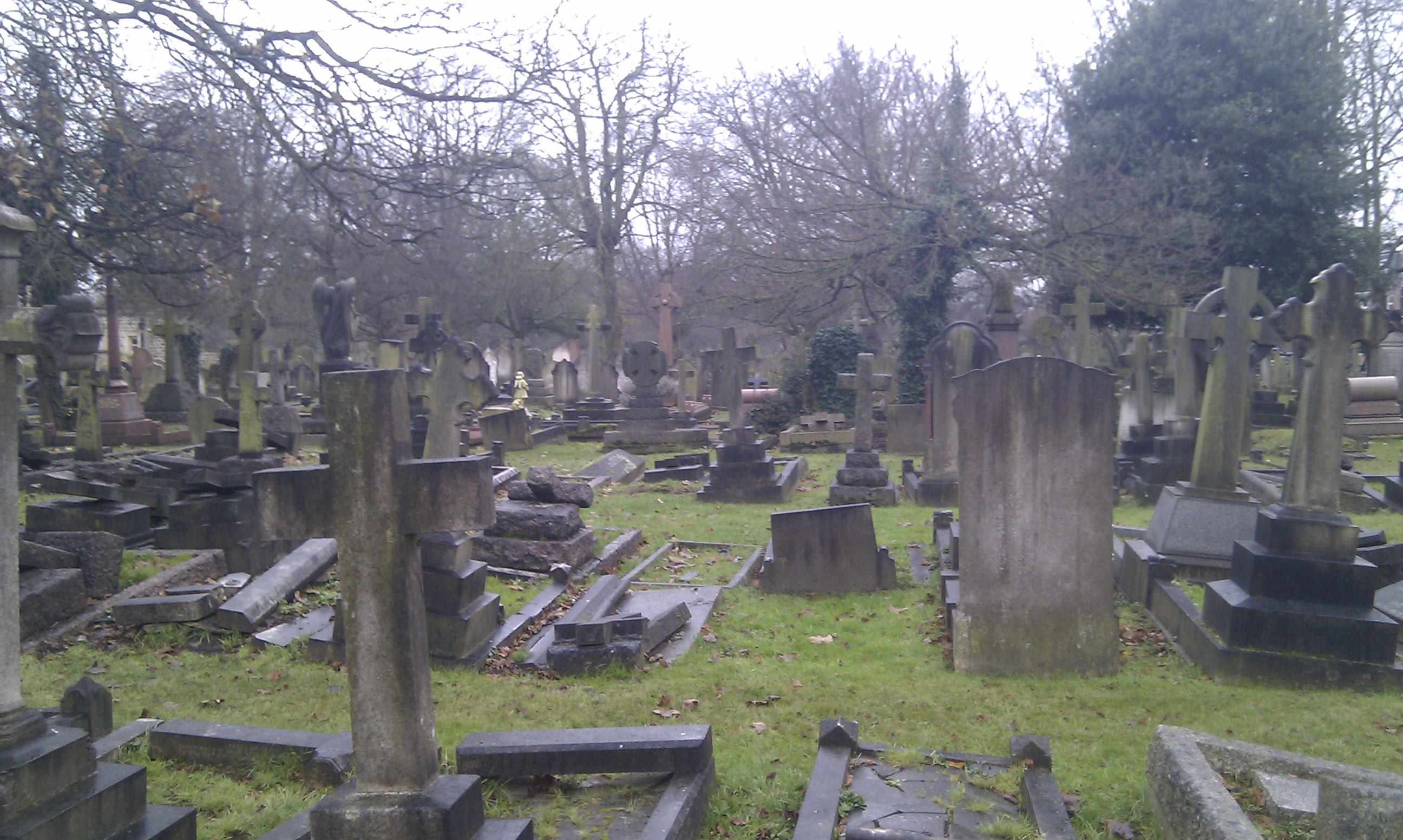 Westminster Cemetery, Hanwell, Middlesex